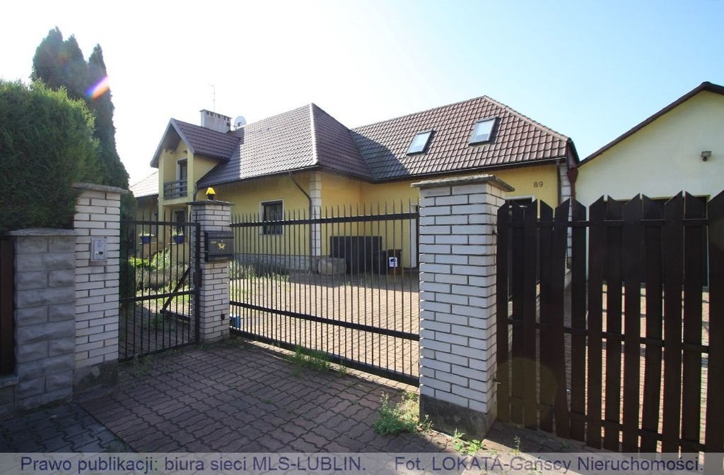 Dom na sprzedaż Lublin, Dziesiąta  485m2 Foto 1