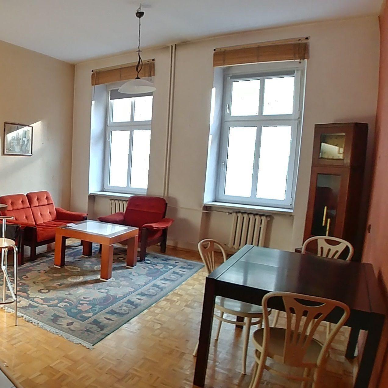 Mieszkanie dwupokojowe na sprzedaż Wrocław, Śródmieście, Zielińskiego  61m2 Foto 1