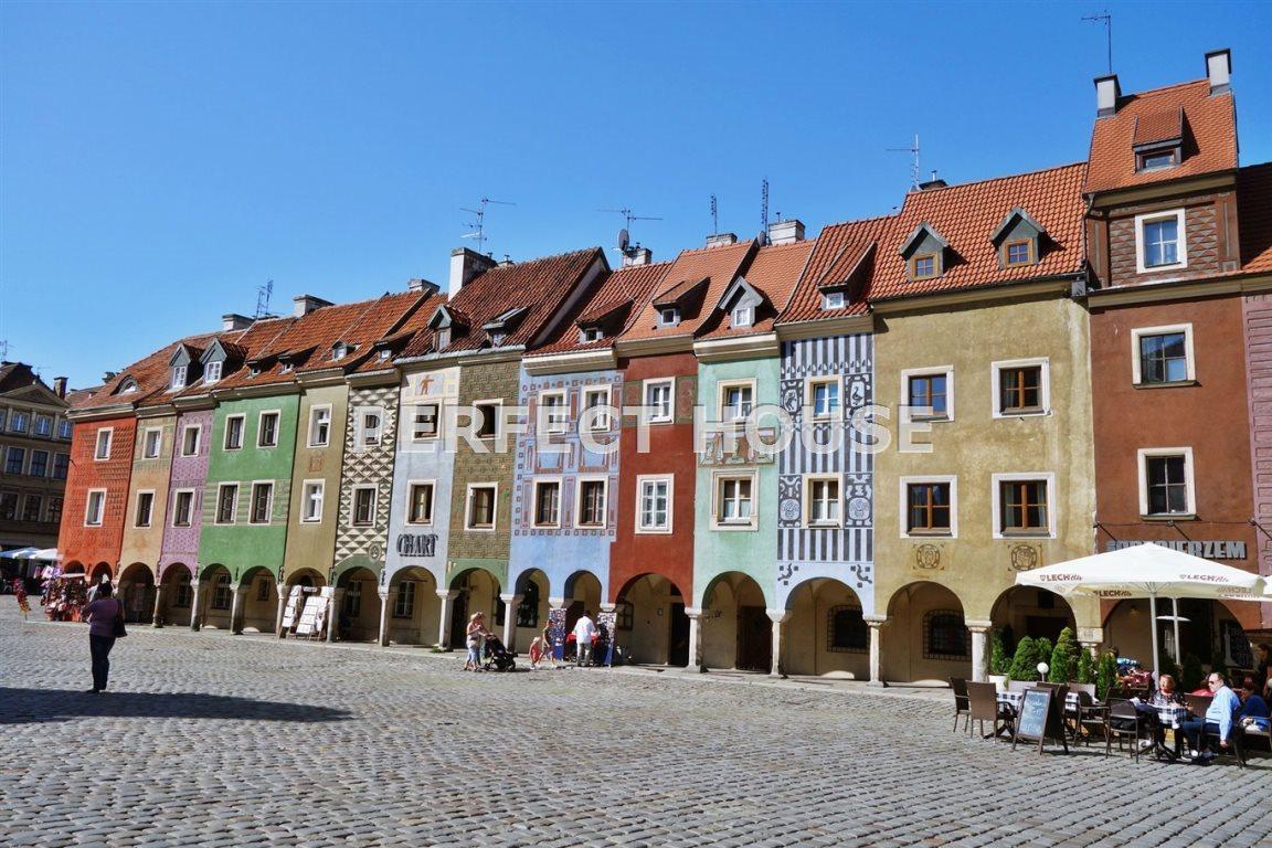 Mieszkanie trzypokojowe na sprzedaż Poznań, Stary Rynek  52m2 Foto 11