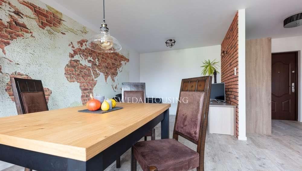 Mieszkanie dwupokojowe na wynajem Gdańsk, Przeróbka, Sienna  43m2 Foto 4