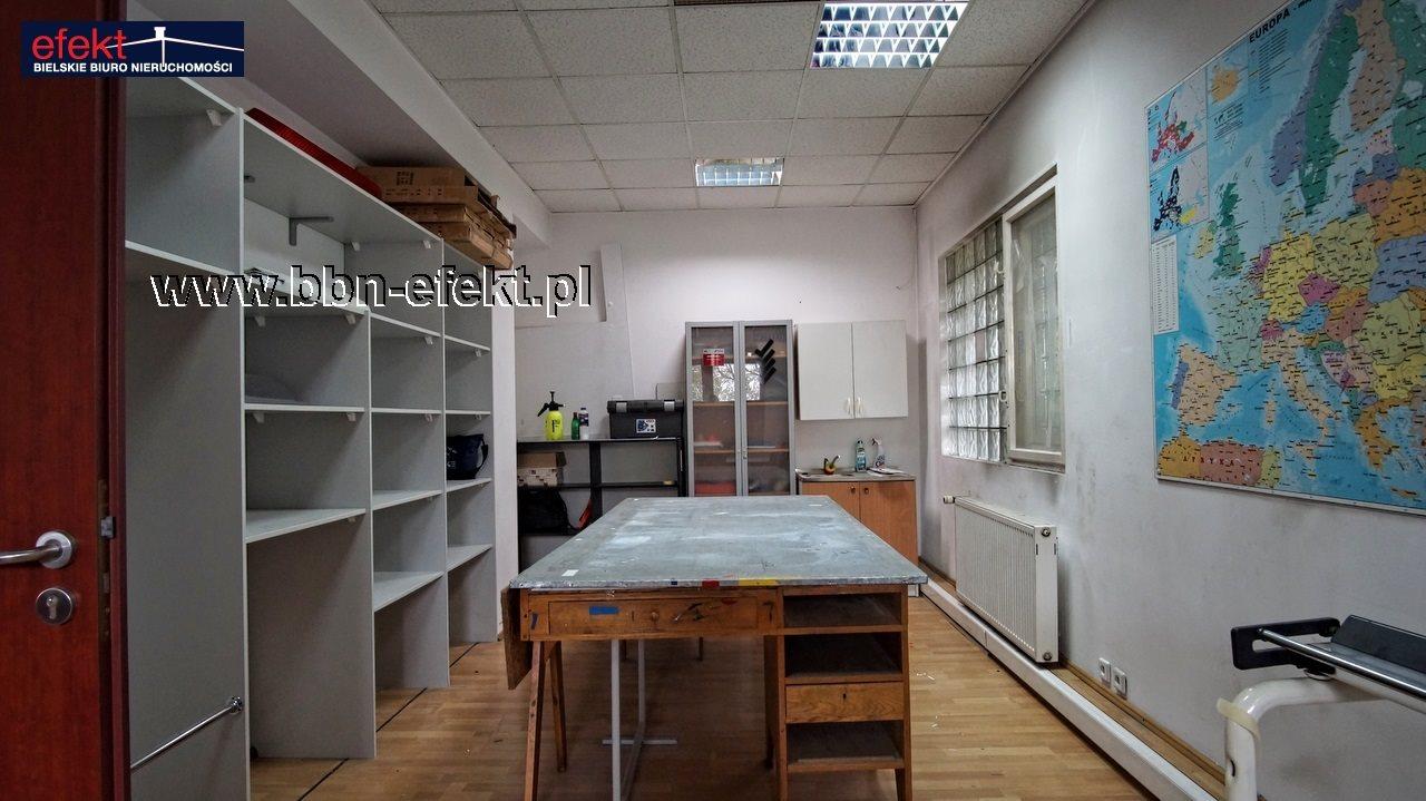 Lokal użytkowy na sprzedaż Bielsko-Biała, Górne Przedmieście  147m2 Foto 5