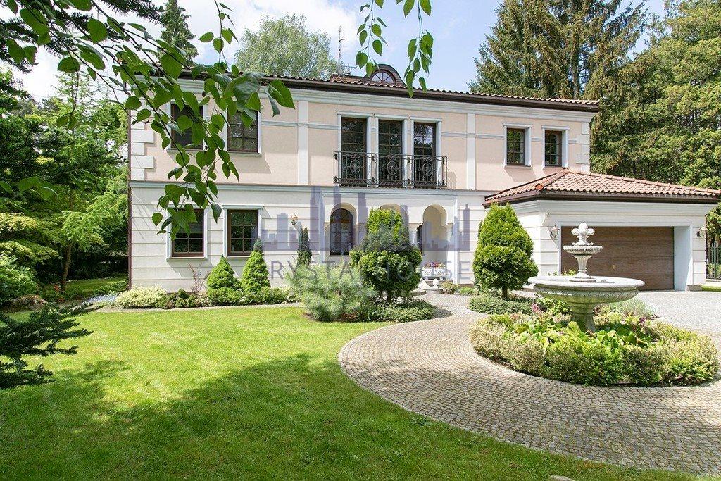 Dom na sprzedaż Konstancin-Jeziorna  438m2 Foto 1