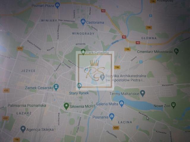 Działka inwestycyjna na sprzedaż Poznań  11600m2 Foto 1