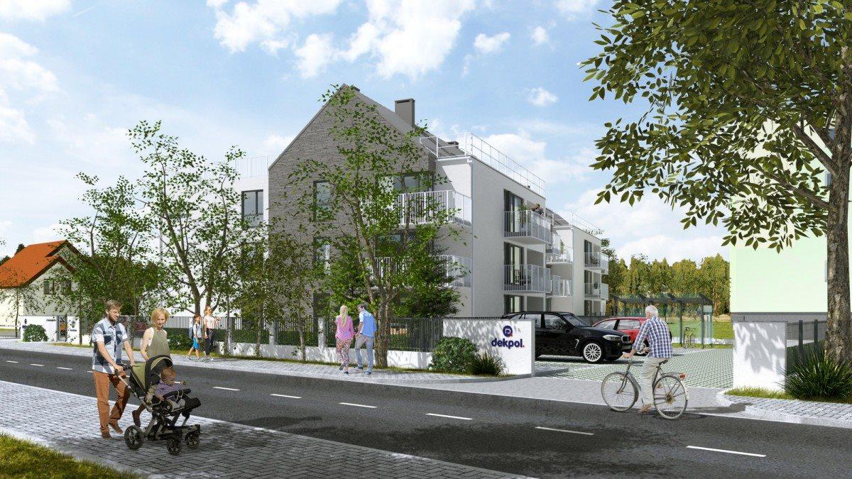 Mieszkanie dwupokojowe na sprzedaż Gdańsk, Sobieszewo, Nadwiślańska  42m2 Foto 7