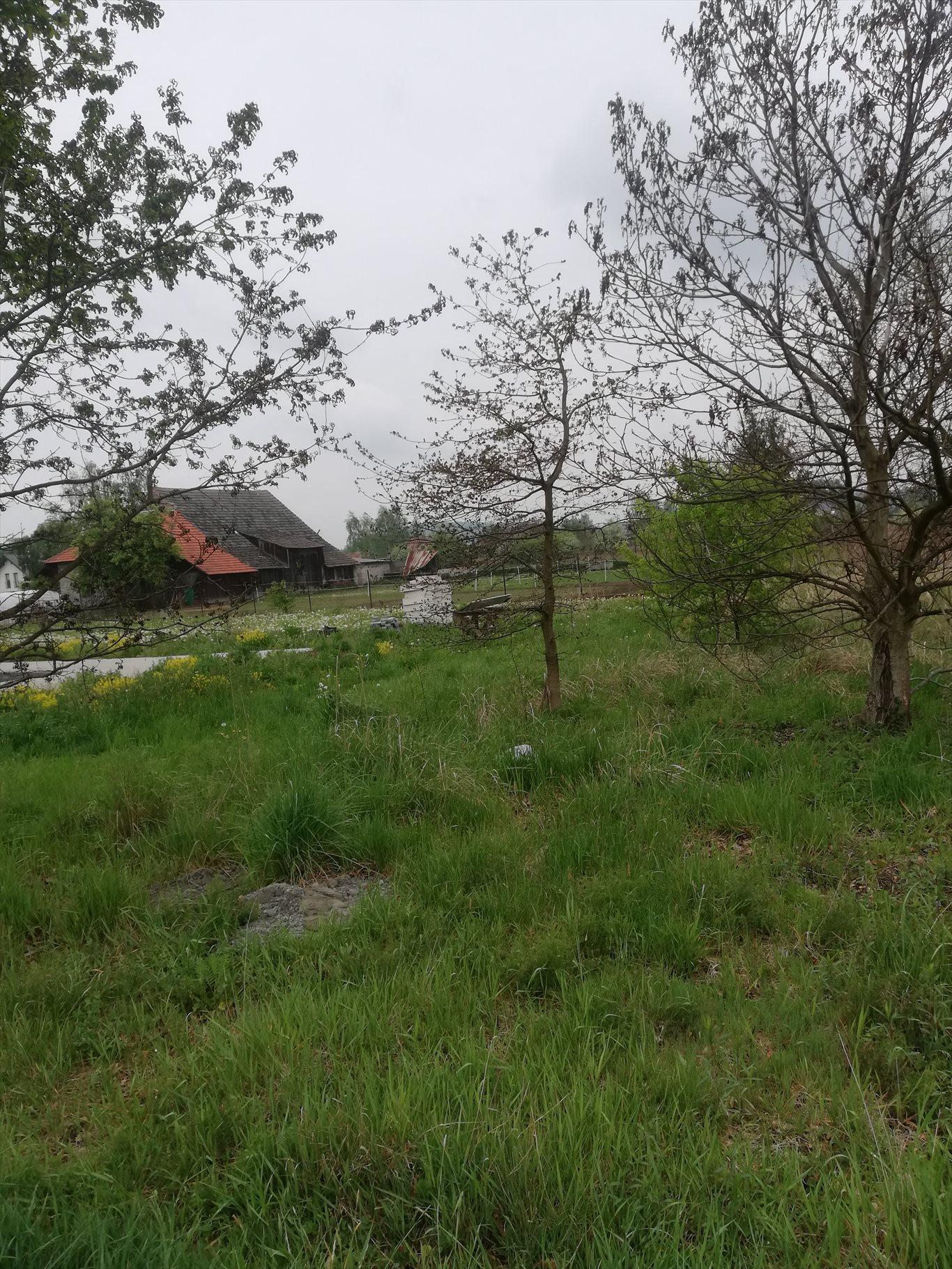 Działka budowlana na sprzedaż Skawina, Wojska Polskiego  1811m2 Foto 4