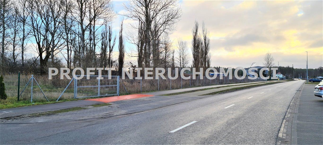 Działka komercyjna na sprzedaż Lębork, Majkowskiego  13613m2 Foto 1