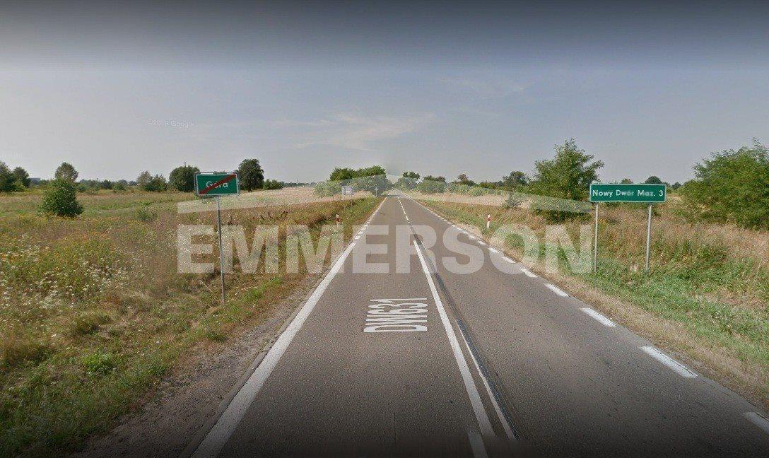 Działka przemysłowo-handlowa pod dzierżawę Nowy Dwór Mazowiecki, Okunin  5000m2 Foto 1