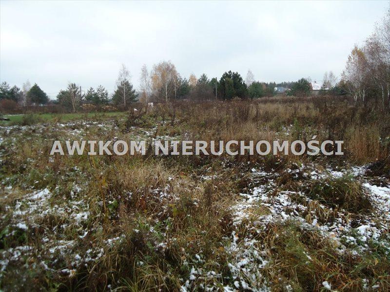 Działka budowlana na sprzedaż Nadarzyn, Rusiec  1350m2 Foto 2