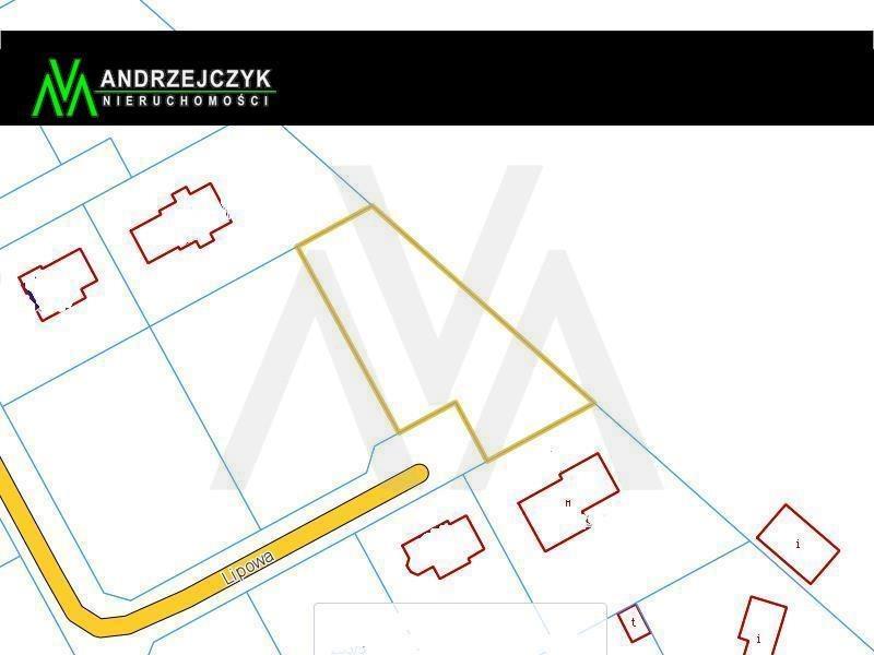 Działka inna na sprzedaż Połchowo, Las, Plac zabaw, Przystanek autobusowy, Szkoła, Te, Lipowa  1074m2 Foto 1