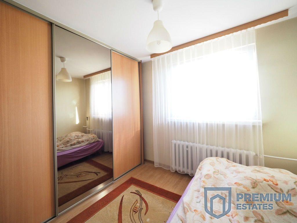 Mieszkanie trzypokojowe na wynajem Kraków, Grzegórzki, Dąbie, Widok  49m2 Foto 5