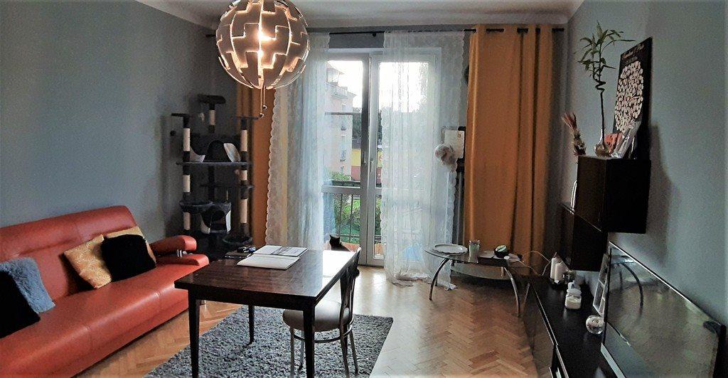 Mieszkanie dwupokojowe na sprzedaż Kielce, Centrum  50m2 Foto 1