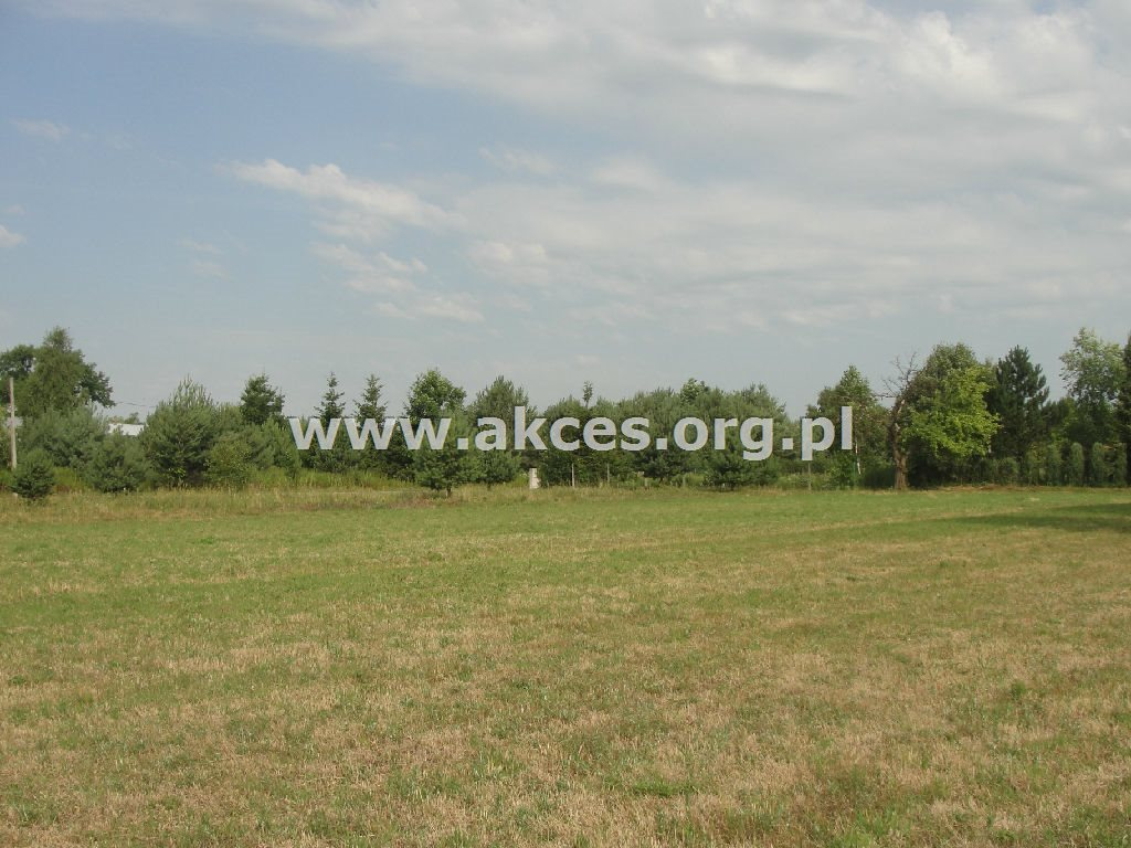 Działka budowlana na sprzedaż Jaroszowa Wola  3000m2 Foto 11