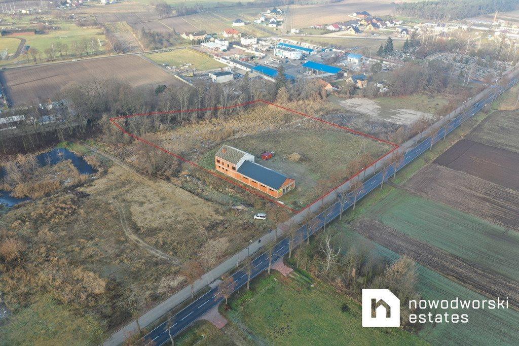 Lokal użytkowy na sprzedaż Grabów Nad Prosną, Ostrowska  711m2 Foto 2