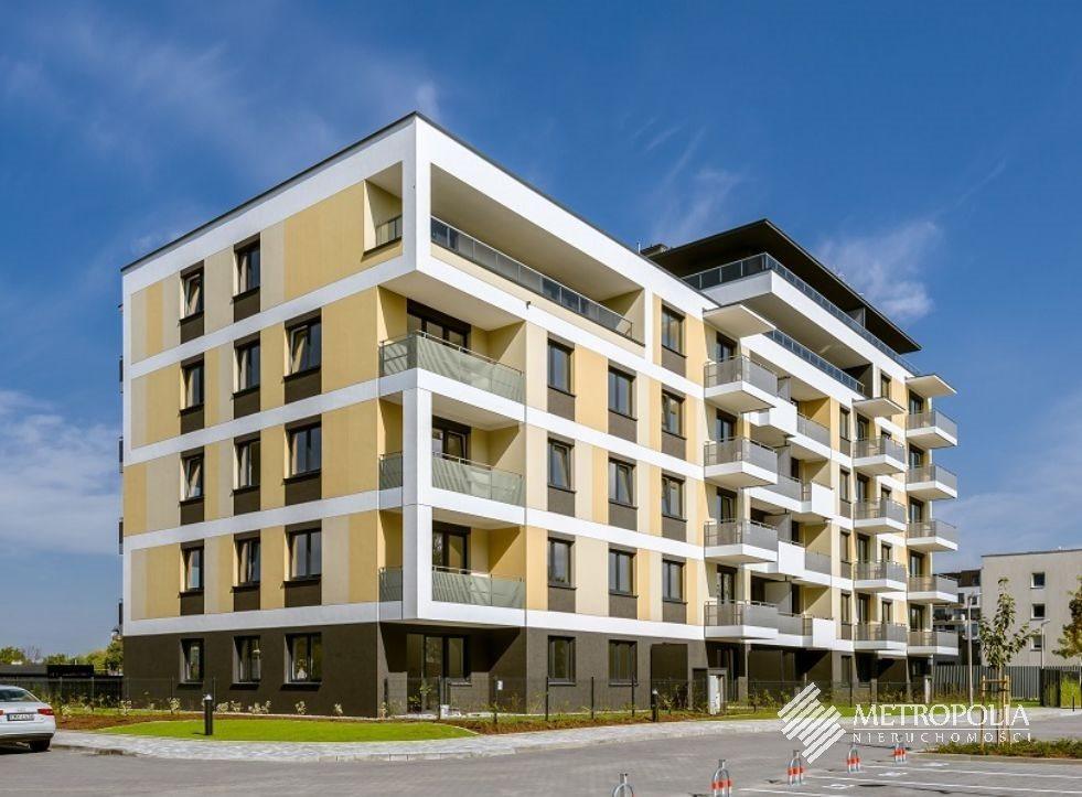 Mieszkanie dwupokojowe na sprzedaż Kraków, Łagiewniki-Borek Fałęcki, Osiedle Cegielniana  48m2 Foto 4