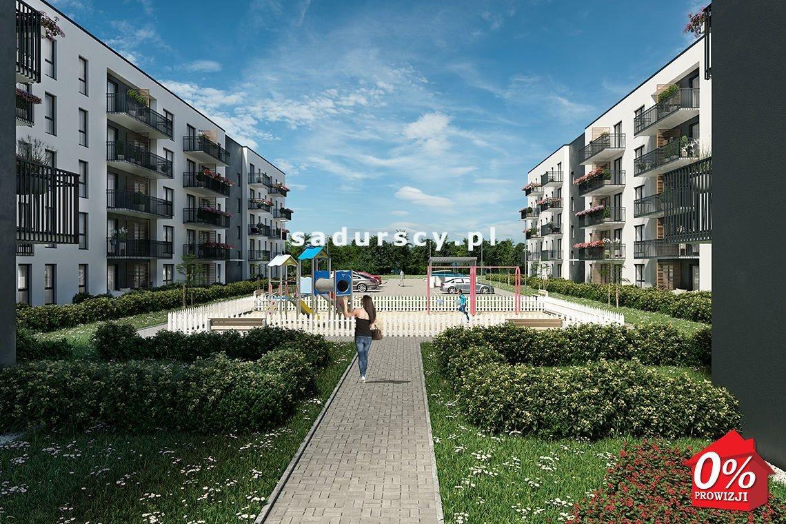 Mieszkanie dwupokojowe na sprzedaż Kraków, Bieżanów-Prokocim, Osiedle Złocień, Osiedle Złocień  40m2 Foto 1