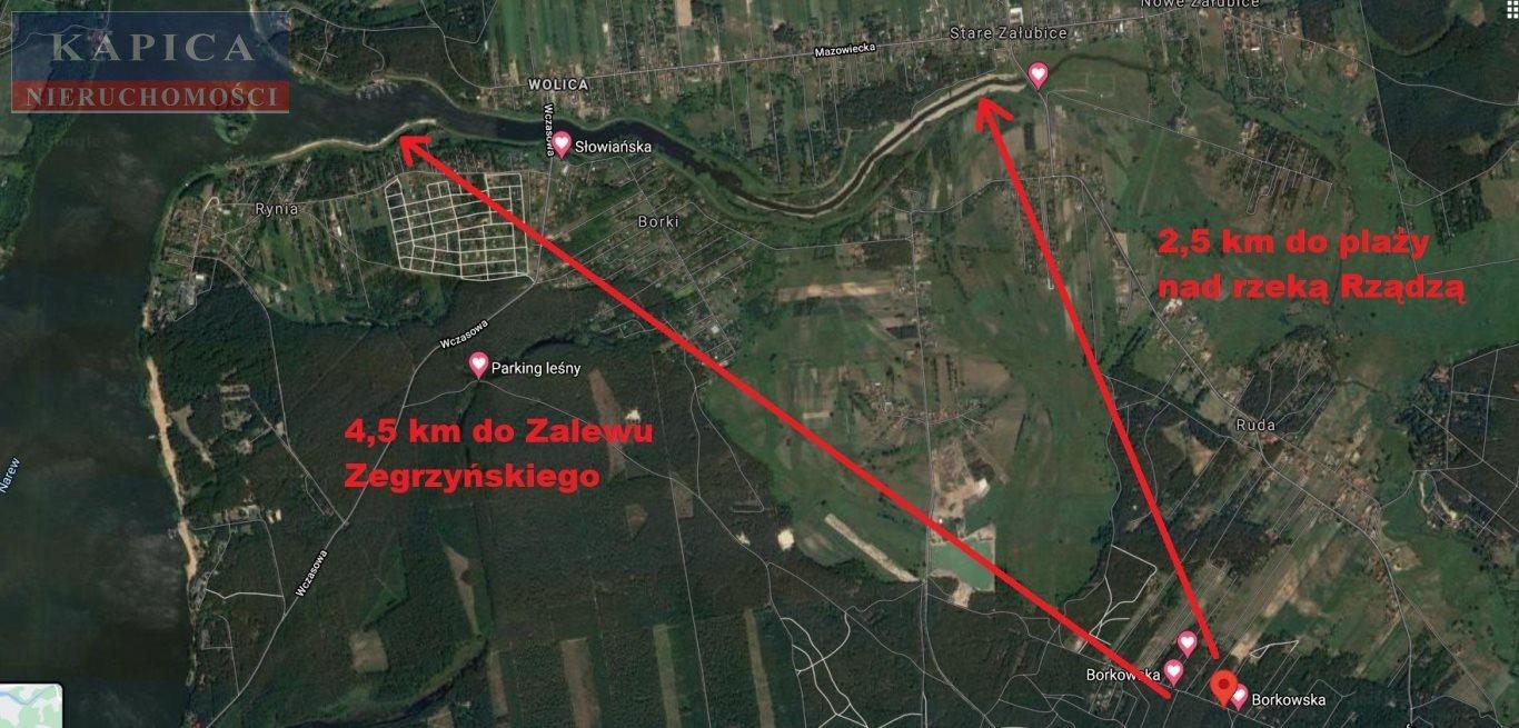 Działka inna pod dzierżawę Radzymin, Borkowska  2000m2 Foto 4
