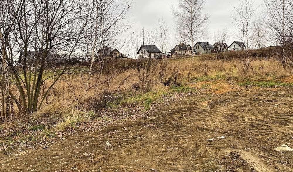 Działka budowlana na sprzedaż Tarnowskie Góry, Repty, tarnowskie góry  1743m2 Foto 5