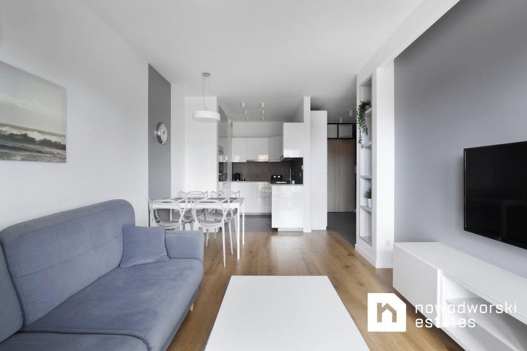 Mieszkanie dwupokojowe na wynajem Gdańsk, Przymorze, Obrońców Wybrzeża  45m2 Foto 2