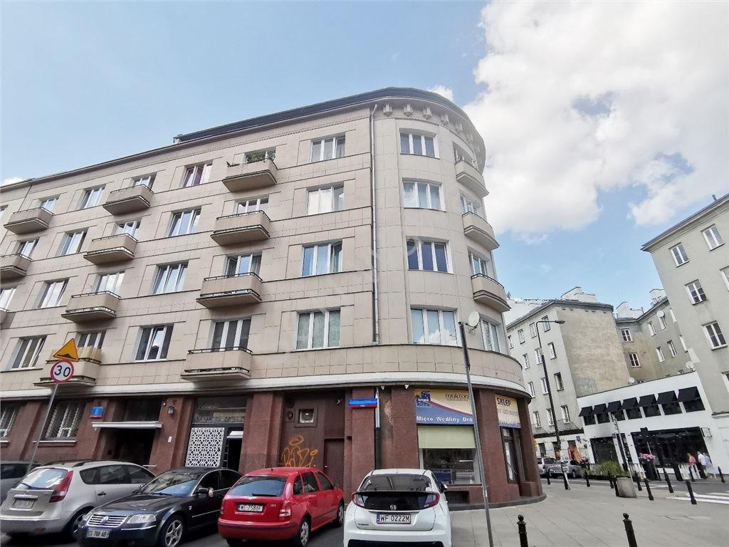 Mieszkanie trzypokojowe na sprzedaż Warszawa, Śródmieście, Czerwonego Krzyża  95m2 Foto 2
