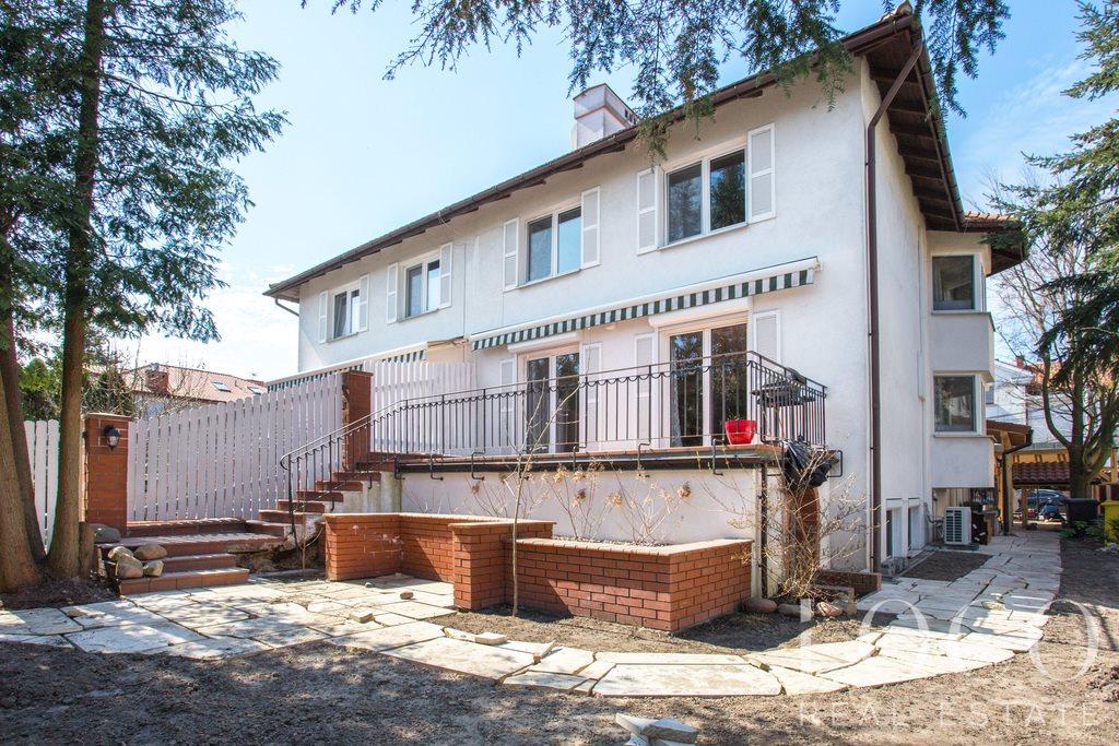 Dom na wynajem Warszawa, Wilanów, Janczarów  330m2 Foto 1