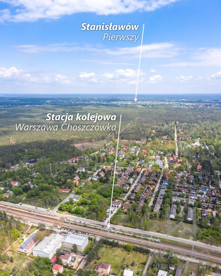 Działka budowlana na sprzedaż Stanisławów Pierwszy, Słoneczna  5440m2 Foto 5