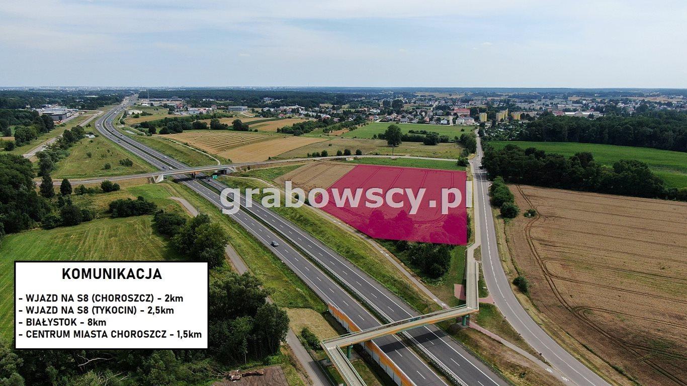 Działka budowlana na sprzedaż Choroszcz, Choroszcz  16638m2 Foto 3