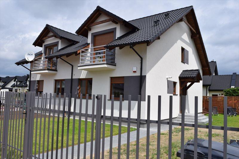 Dom na sprzedaż Mosina, ul. Bruno Schulza  116m2 Foto 1