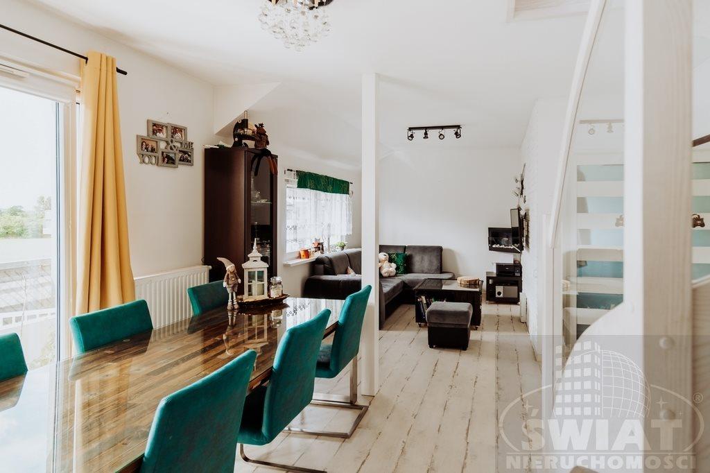 Mieszkanie trzypokojowe na sprzedaż Warzymice  46m2 Foto 2