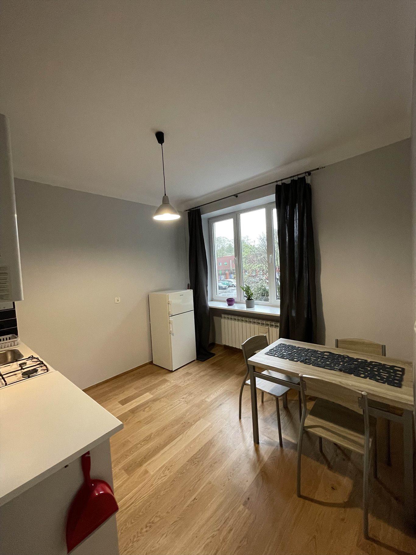 Mieszkanie dwupokojowe na wynajem Warszawa, Saska Kępa, Brukselska  37m2 Foto 4