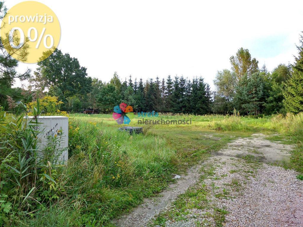 Działka komercyjna na sprzedaż Tomice, 100 m od drogi 79  3698m2 Foto 1