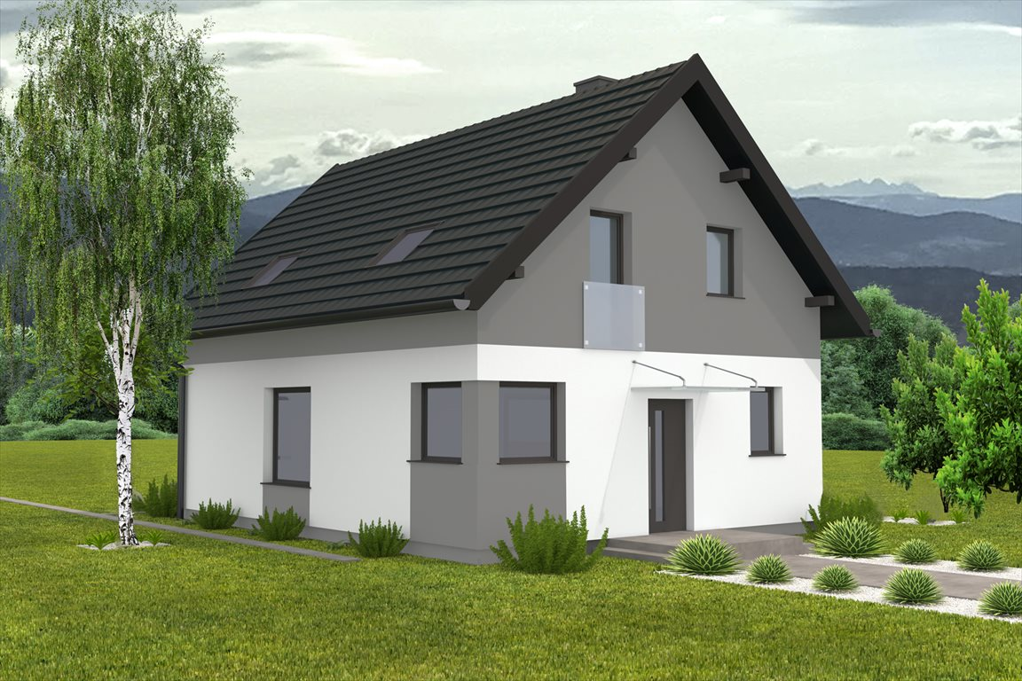 Dom na sprzedaż Raciborsko  103m2 Foto 1