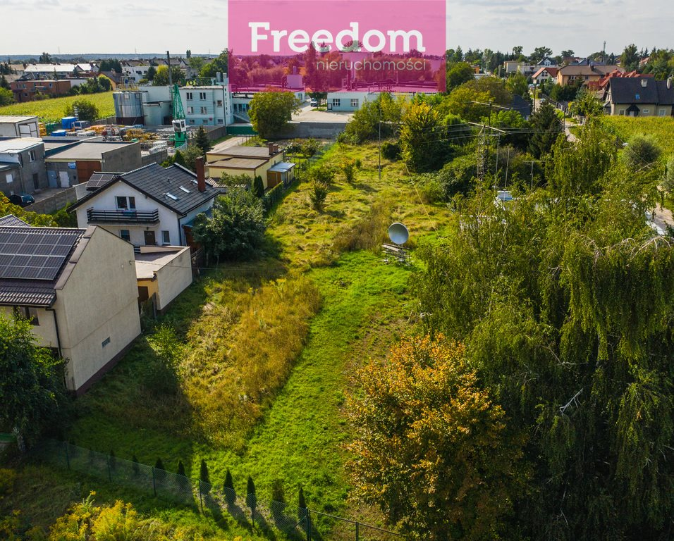 Działka komercyjna na sprzedaż Luboń, Lasek, Dworcowa  2190m2 Foto 2