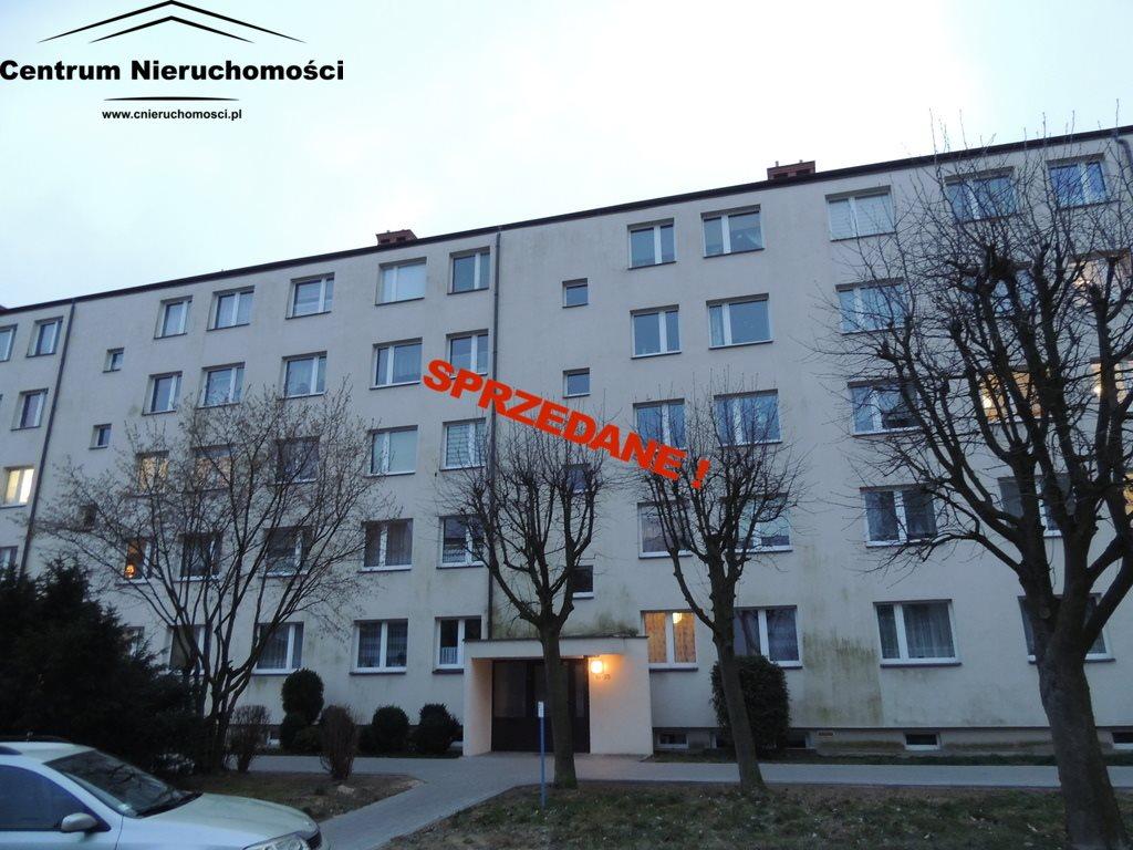 Mieszkanie trzypokojowe na sprzedaż Chojnice, Książąt Pomorskich  61m2 Foto 1