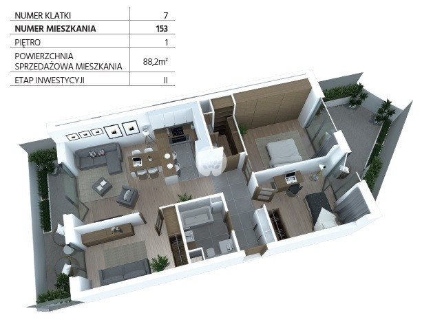 Mieszkanie czteropokojowe  na sprzedaż Bydgoszcz, Szwederowo, Piękna  88m2 Foto 8