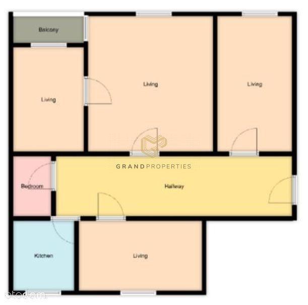 Mieszkanie czteropokojowe  na sprzedaż Warszawa, Wola, Górczewska  58m2 Foto 10