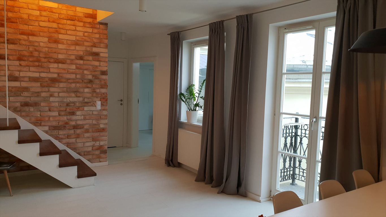 Mieszkanie czteropokojowe  na sprzedaż Warszawa, Śródmieście, Wilcza  100m2 Foto 1