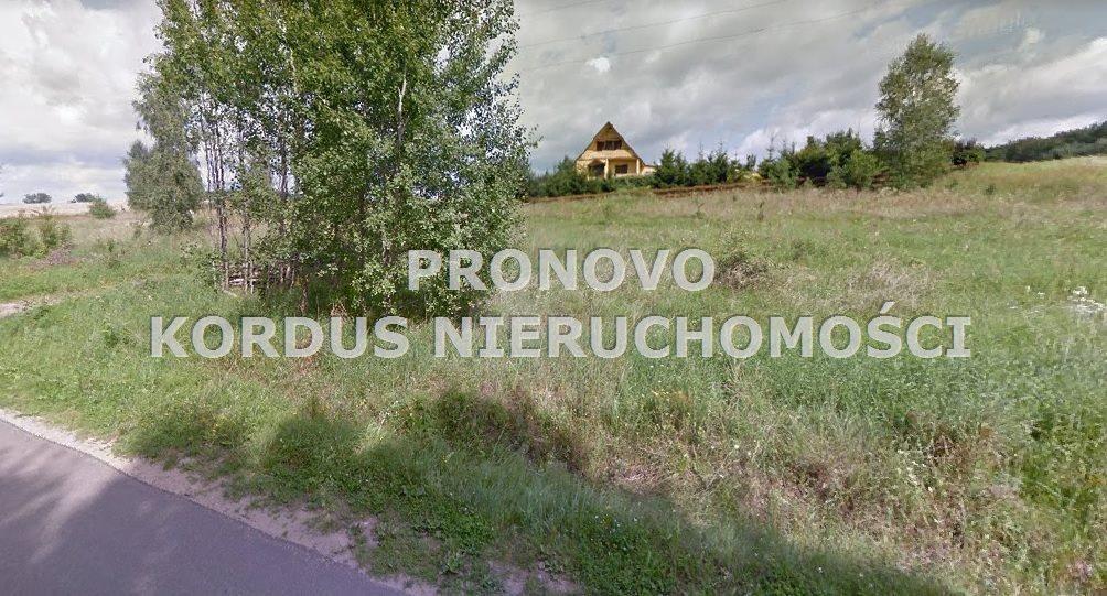 Działka budowlana na sprzedaż Lubieszewo  1154m2 Foto 1