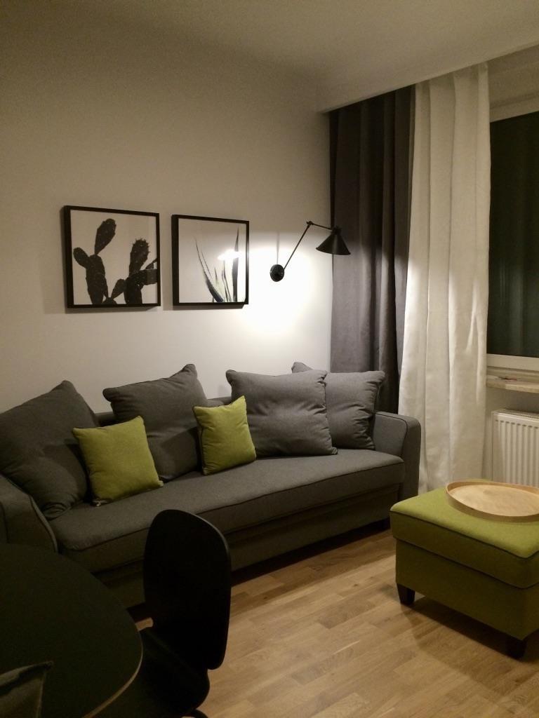 Mieszkanie dwupokojowe na wynajem Warszawa  35m2 Foto 5