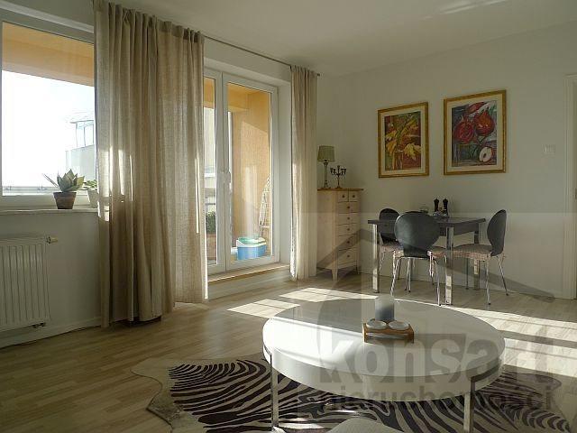 Mieszkanie dwupokojowe na wynajem Szczecin, Stare Miasto, Świętego Ducha  55m2 Foto 3