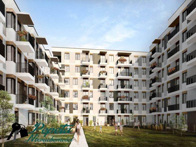 Mieszkanie dwupokojowe na sprzedaż Poznań, Grunwald, Jeleniogórska  46m2 Foto 3