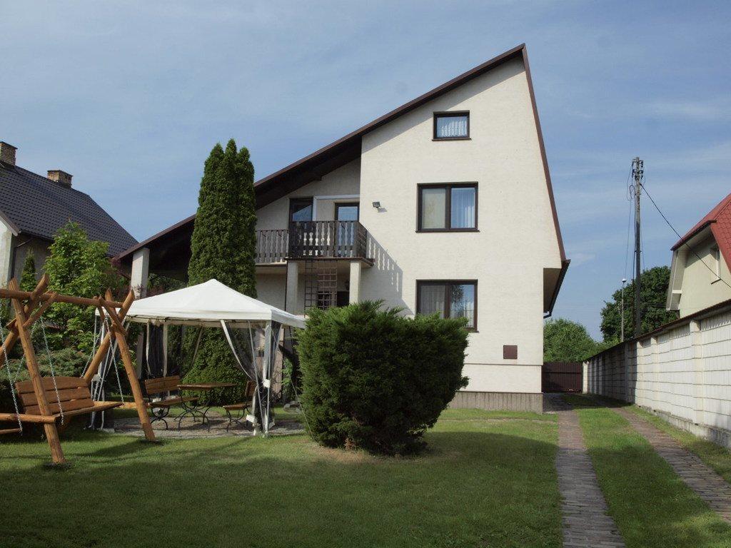 Dom na sprzedaż Biała Podlaska, Łomaska  198m2 Foto 1