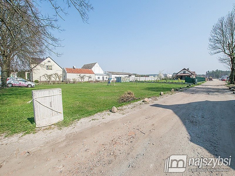 Działka budowlana na sprzedaż Goleniów, Rurzyca  1006m2 Foto 2