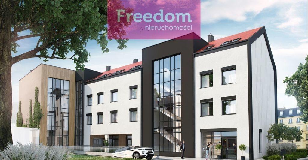 Mieszkanie trzypokojowe na sprzedaż Olsztyn, Dąbrowszczaków  70m2 Foto 1