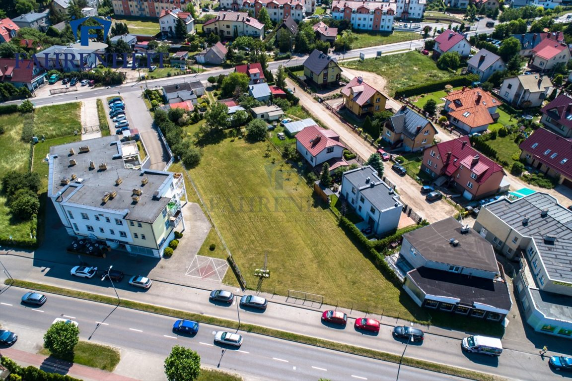 Działka przemysłowo-handlowa pod dzierżawę Rumia, Ceynowy  1700m2 Foto 11