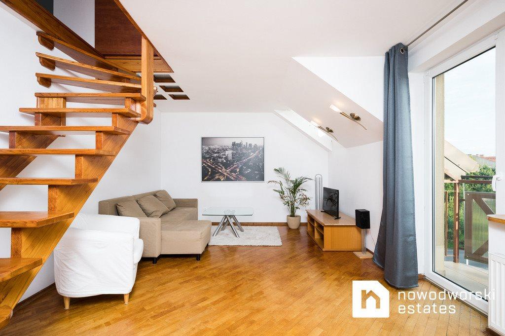 Mieszkanie trzypokojowe na sprzedaż Kraków, Kliny, Kliny, Soroki  58m2 Foto 1