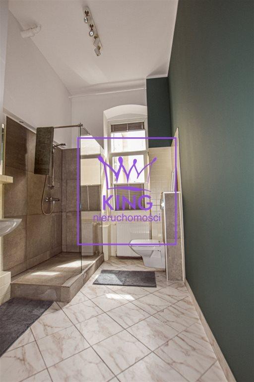 Mieszkanie trzypokojowe na wynajem Szczecin, Centrum  75m2 Foto 8