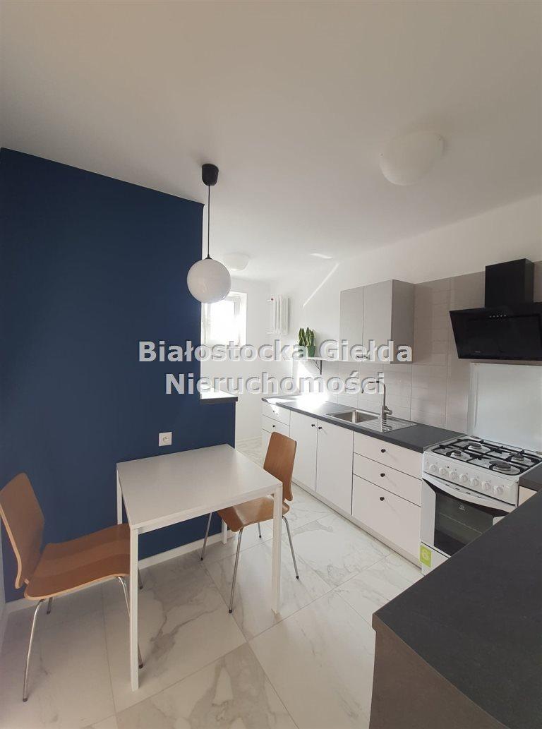 Mieszkanie dwupokojowe na wynajem Białystok, Centrum  50m2 Foto 1