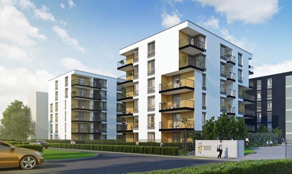 Mieszkanie trzypokojowe na sprzedaż Poznań, Jeżyce, Stanisława Szczepanowskiego  65m2 Foto 2