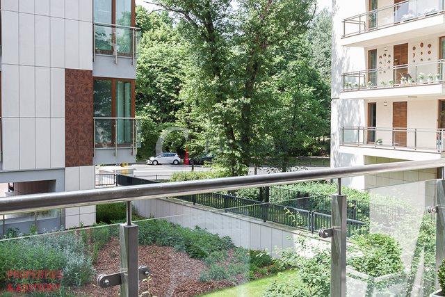 Mieszkanie dwupokojowe na wynajem Warszawa, Śródmieście, Powiśle, Leona Kruczkowskiego  53m2 Foto 4
