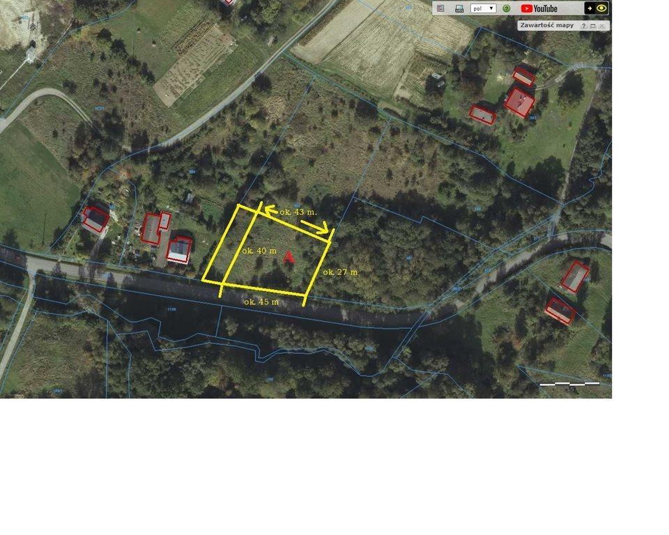 Działka budowlana na sprzedaż Wola Rafałowska  1700m2 Foto 8